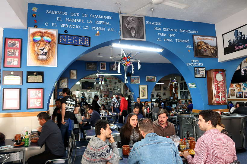 Ponte Trucha Negro Seafood Guadalajara Restaurant by AuthenticFoodQuest