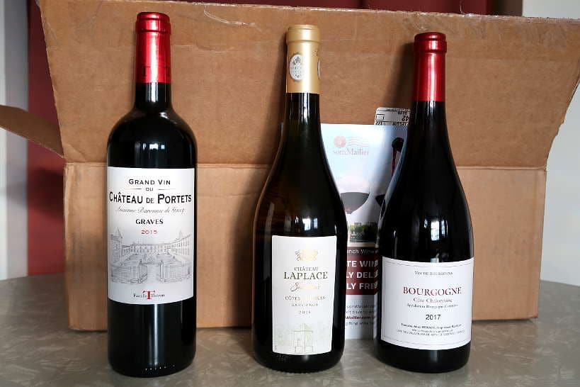 Sommailier French Wines Review by AuthenticFoodQuest
