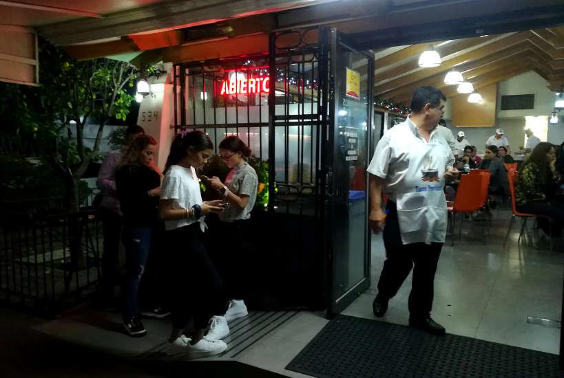 Tacos Providencia Restaurant in Guadalajara by AuthenticFoodQuest