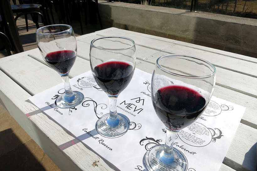 Tasting Argentina Wines by AuthenticFoodQuest