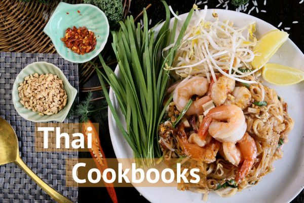 Thai cookbooks by Authentic Food Quest Featured image