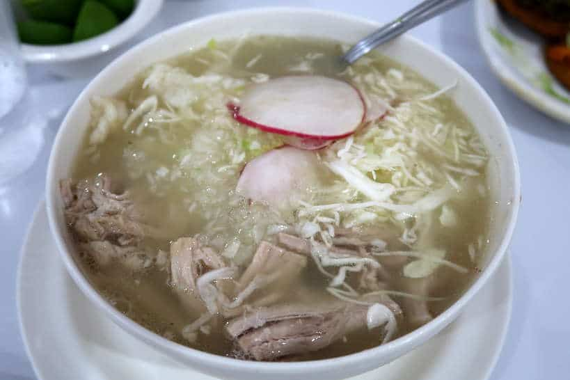 White Pozole by Authentic Food Quest