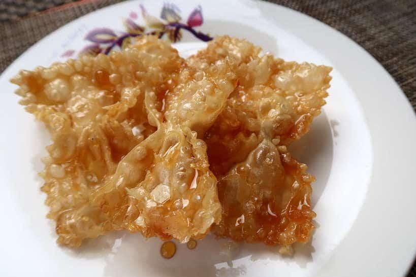 Xerotigana Cretan Dessert byAuthenticFoodQuest