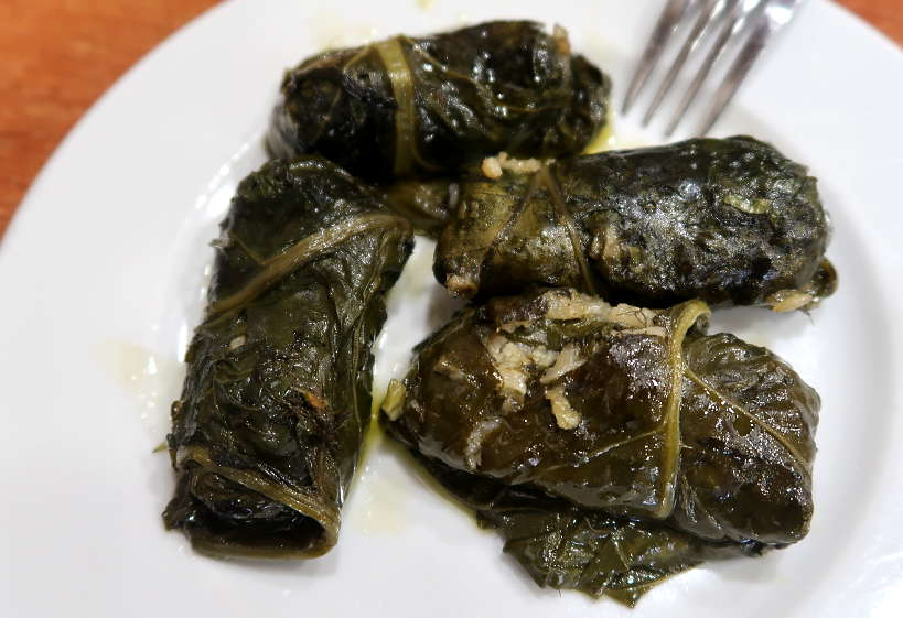 Dolmades Greek Grape Leaves by AuthenticFoodQuest