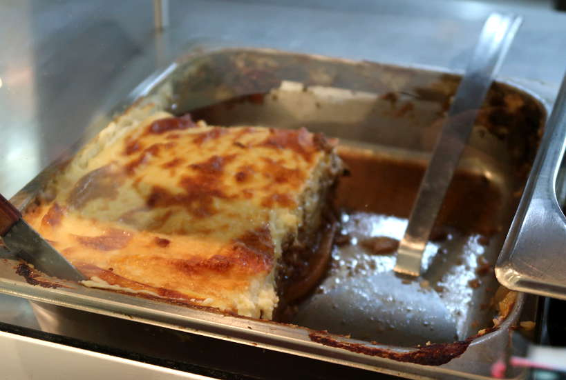 Moussaka most Popular Food in Greece by AuthenticFoodQuest
