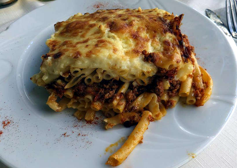 Pastiticio Greek Pasta Dish by AuthenticFoodQuest