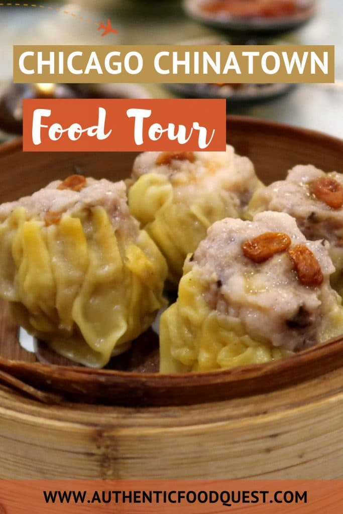 Pinterest Chicago Chinatown Food Tour Review by AuthenticFoodQuest