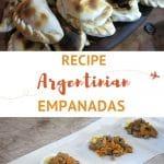 Empanadas Mendocinas Recipe by AuthenticFoodQuest
