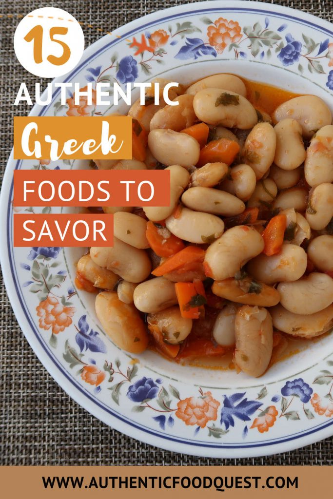 Gigantes Traditional Food in Greece by AuthenticFoodQuest