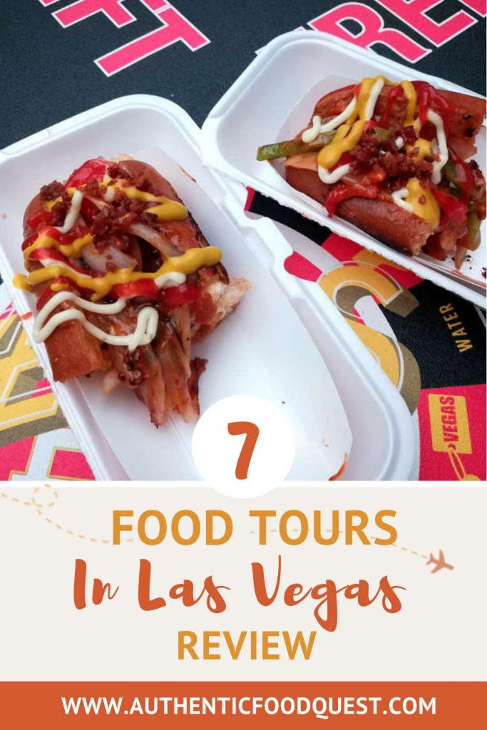 Pinterest Las Vegas Food Tours by AuthenticFoodQuest