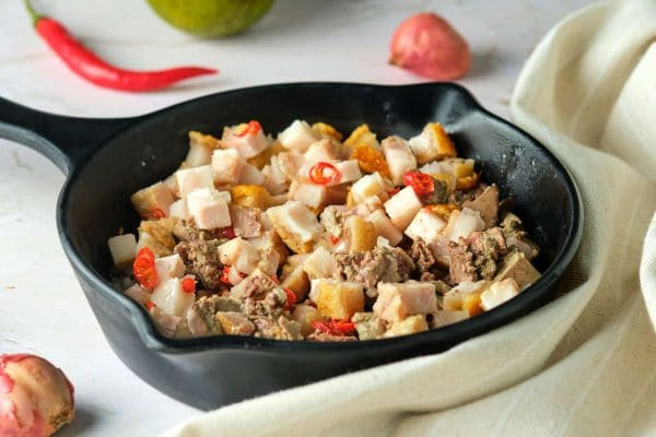 1200 Pork Sisig by Authentic Food Quest
