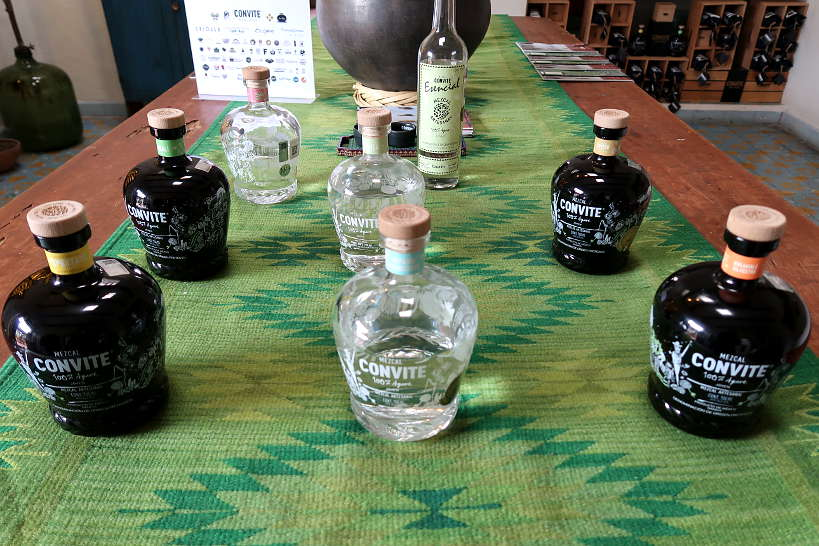 Convite Oaxaca Mezcal by Authentic Food Quest