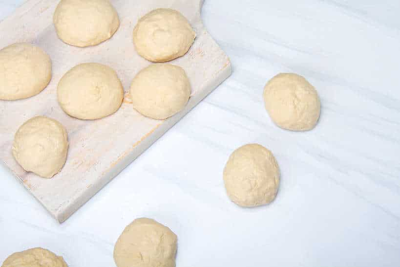Dough Balls for Murtabak Step 07 by Authentic Food Quest