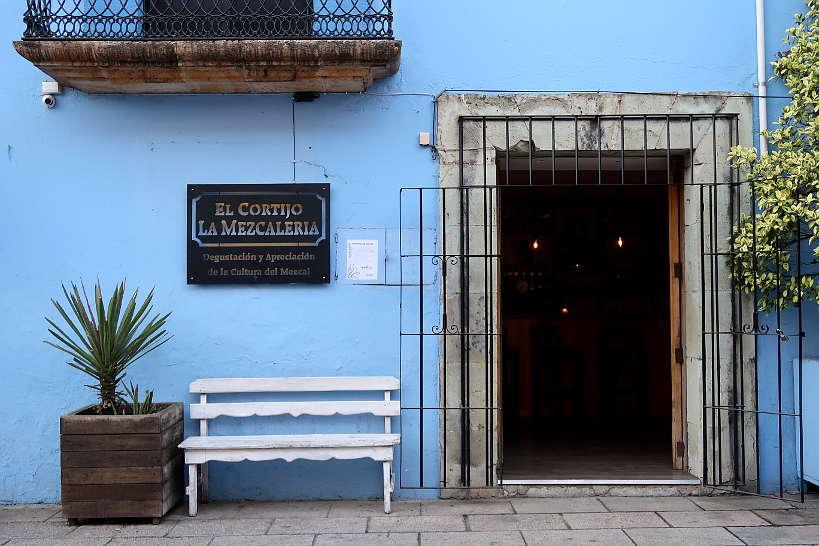 El Cortijo One of the Best Mezcalerias Oaxaca by Authentic Food Quest