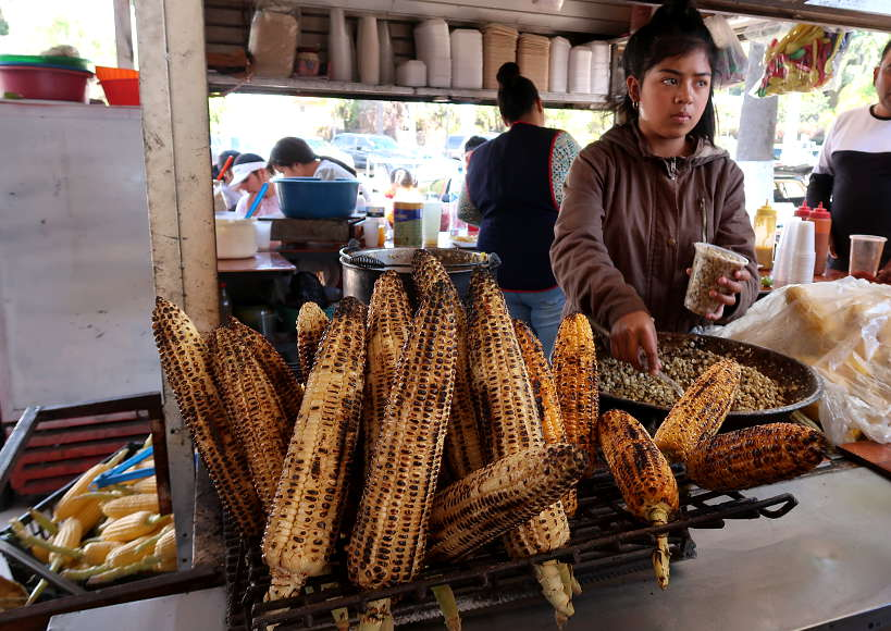 Elote Mexican Corn by AuthenticFoodQuest