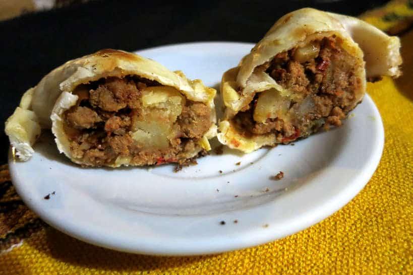 Empanadas de Llama in Argentina by AuthenticFoodQuest