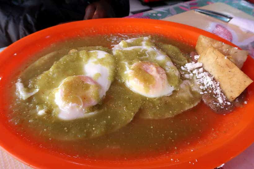 Huevos Rancheros Typical Breakfast in Mexico by AuthenticFoodQuest