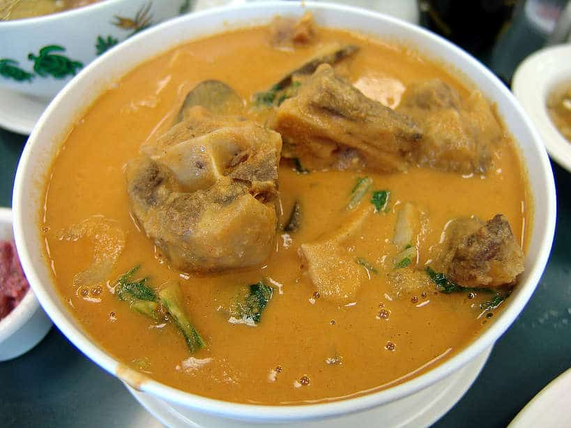 Kare Kare Oxtail Stew Filipino Food by Authentic Food Quest