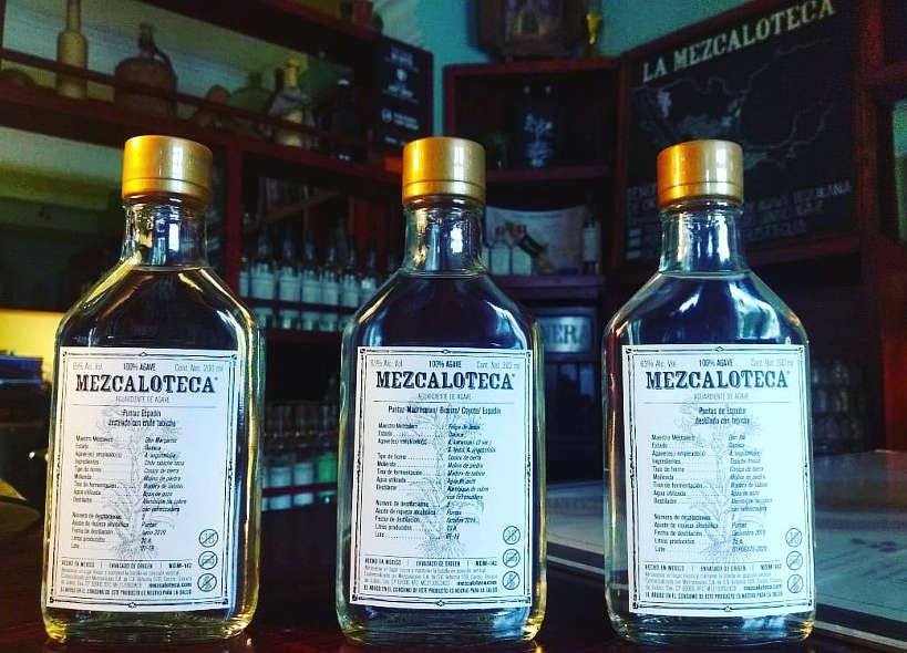 La Mezcaloteca Oaxaca by Authentic Food Quest
