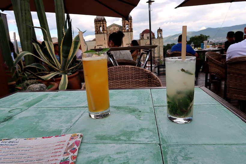 Mezcal Cocktails Hotel Los Amantes by Authentic Food Quest
