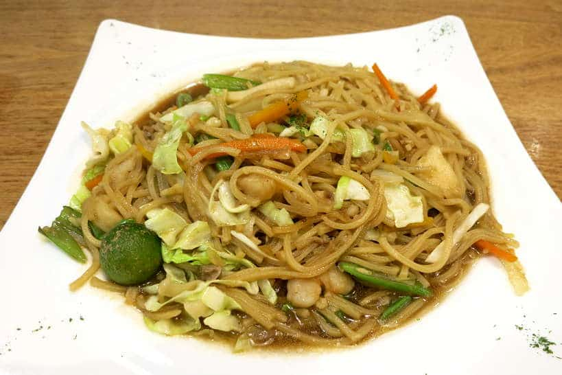 Pancit Popular Filipino Food by Authentic Food Quest