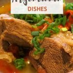 Argentinian Dishes with Llama meat by AuthenticFoodQuest