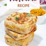 Pinterest Chicken Murtabak by Authentic Food Quest