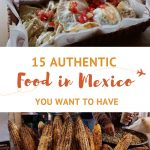 Pinterest Food from Mexico by Authentic Food Quest