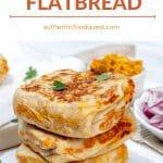 Pinterest Murtabak Singapore Recipe by Authentic Food Quest