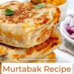 Pinterest Murtabak Singapore by Authentic Food Quest