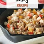 Pinterest Pork Sisig Recipe by Authentic Food Quest