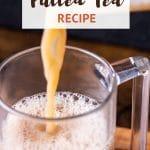 Pinterest Teh Tarik Pulled Tea by Authentic Food Quest