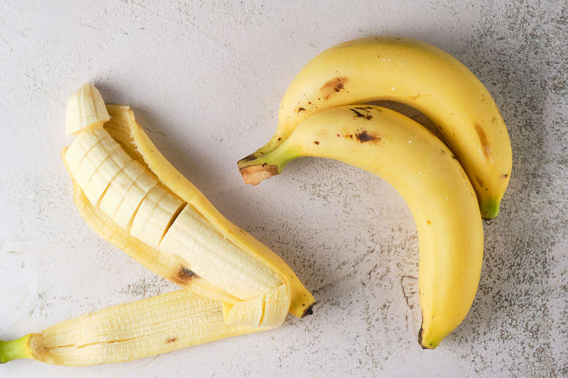 Ripe Banana For Thai Roti Recipe by Authentic Food Quest