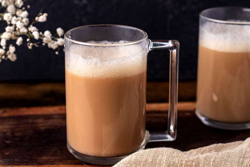 Teh Tarik from Malaysia by Authentic Food Quest