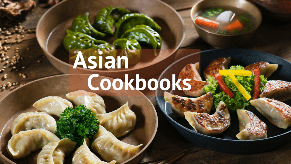 1200 Asian Cookbooks by Authentic Food Quest