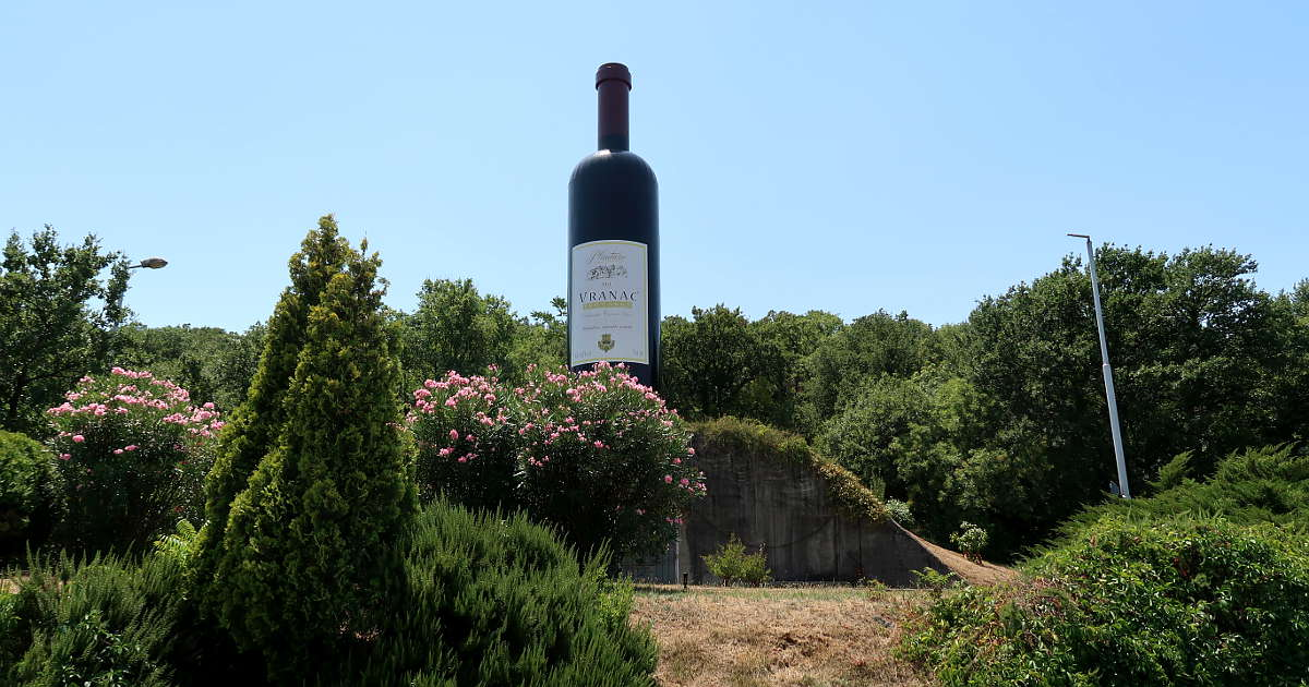 1200 Entrance Plantaze Winery by Authentic Food Quest