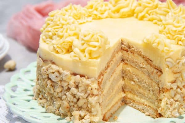 1200 Sans Rival Recipe Cake by Authentic Food Quest