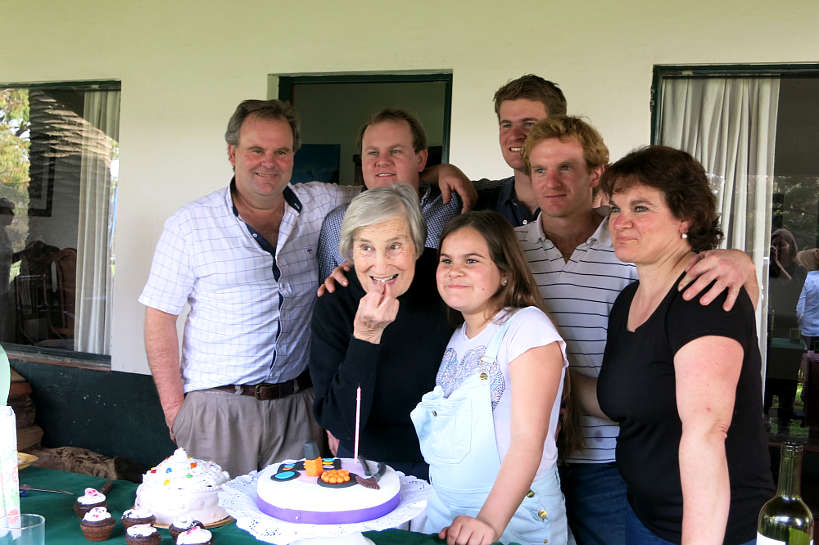 Birthday Celebration Tandil Argentina by Authentic Food Quest