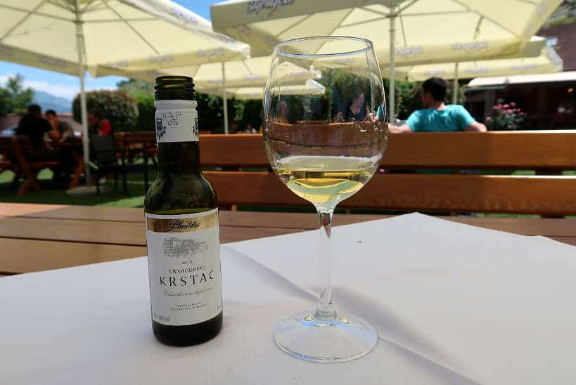 Krstac Plantaze Wine Montenegro by Authentic Food Quest