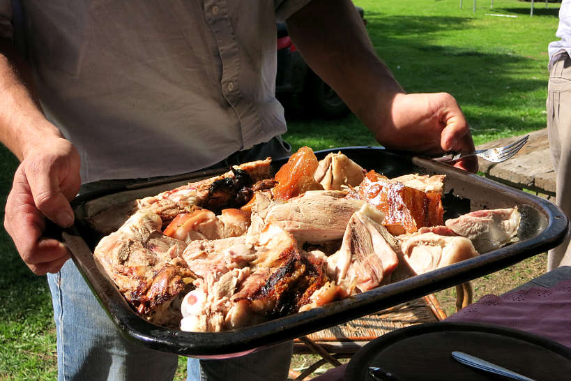 Meat Asado Argentina by Authentic Food Quest
