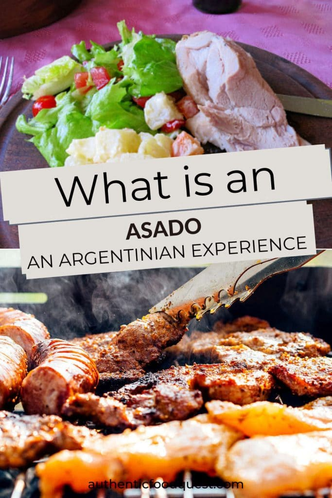 Pinterest Argentinian Asado by Authentic Food Quest
