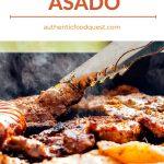 Pinterest Asado Argentina Authentic Food Quest