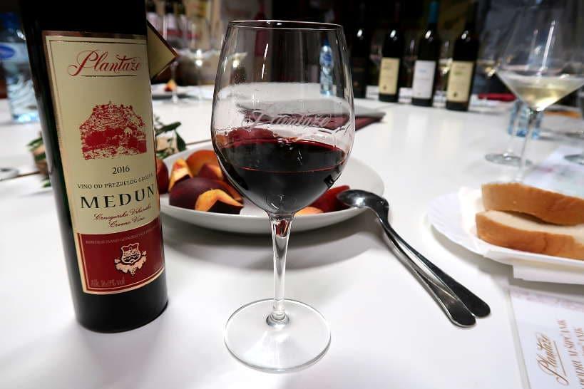 Plantaze Medun Wine by Authentic Food Quest