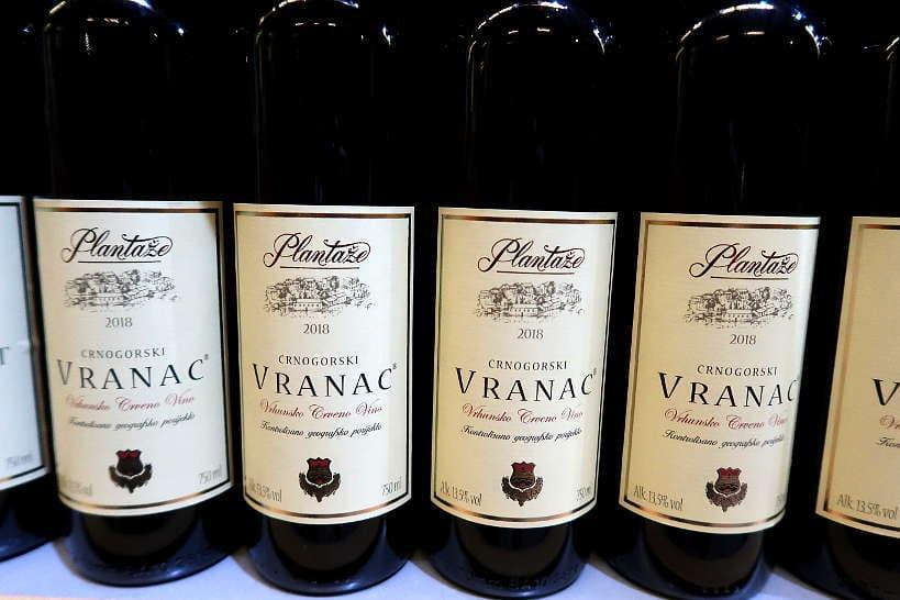 Plantaze Vranac by Authentic Food Quest