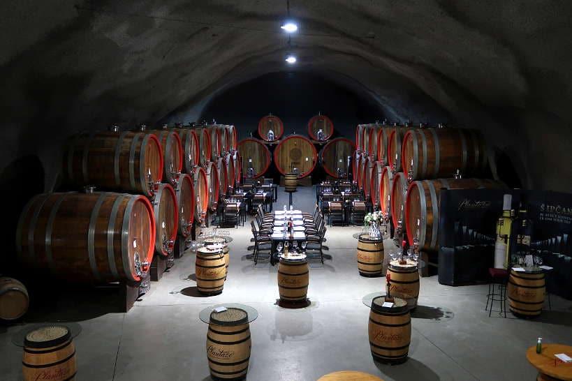 Plantaze Wine Cellars Montenegro by Authentic Food Quest