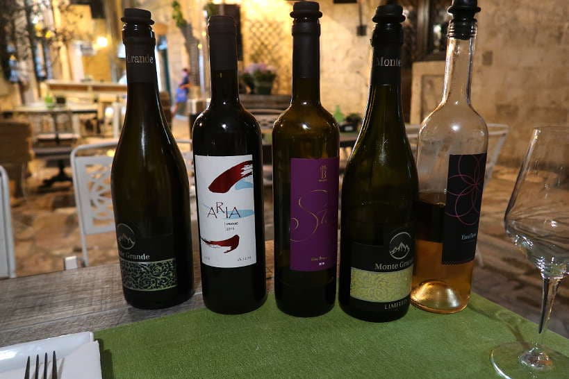 Tasting Montenegro Wines in Kotor by Authentic Food Quest