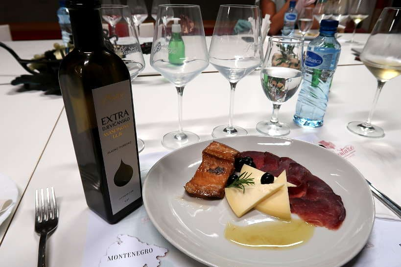 Wine Tasting at Plantaze Montenegro by Authentic Food Quest