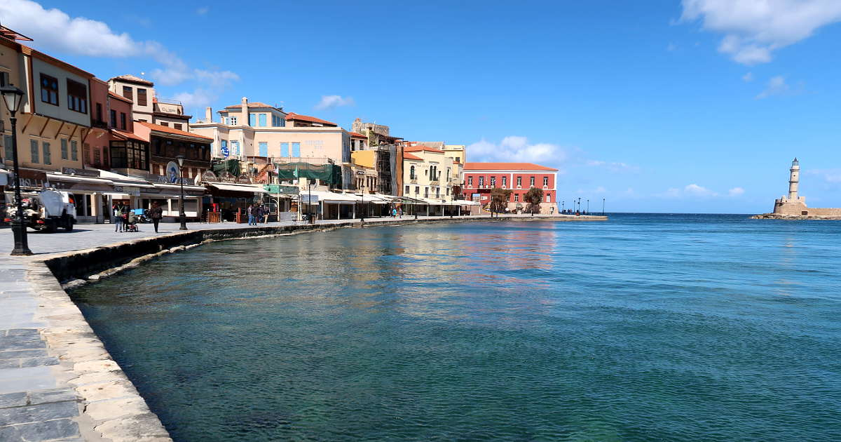 1200 Chania Town Crete by Authentic Food Quest
