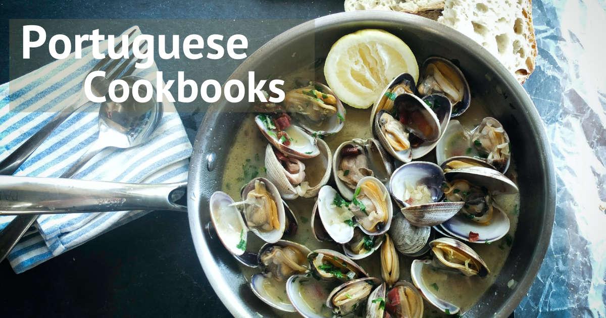 1200 Portuguese Cookbooks by Authentic Food Quest