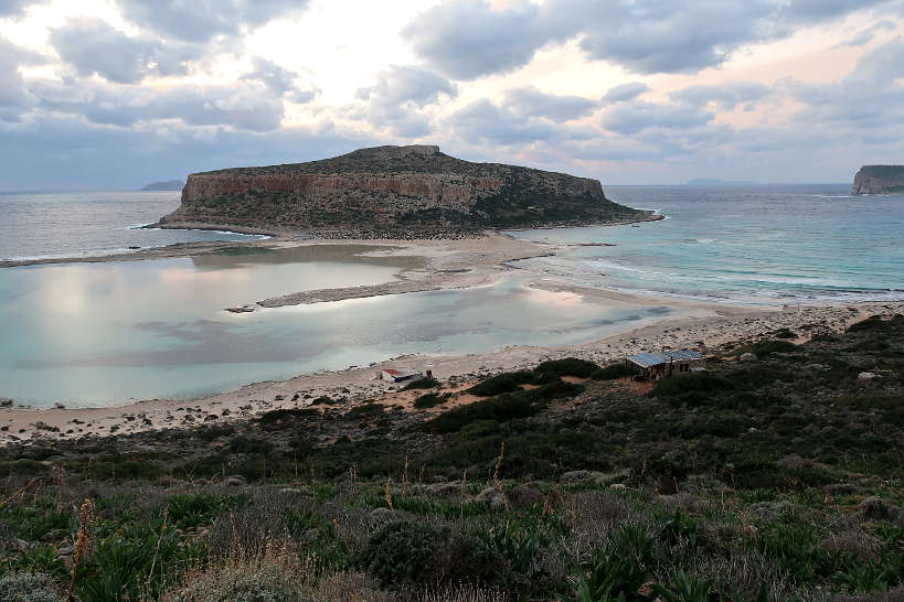 Balos Bay Chania by Authentic Food Quest